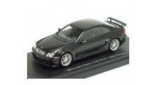 1/43 MERCEDES CLK DTM AMG COUPE BLACK