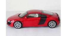 1/18 AUDI R8 V10 5.2 FSI RED
