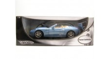 1/18 FERRARI CALIFORNIA BLUE
