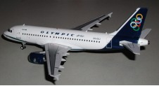 1/200 AIRBUS A319 SX-OAJ OLYMPIC AIRLINES