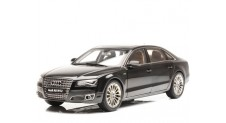 1/18 AUDI A8 W12 HAVANNA BLACK