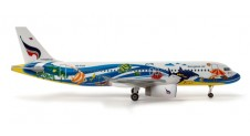 "1/200 Bangkok Airways Airbus A320 ""Samui"""