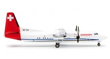 1/200 Crossair Fokker 50