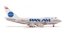 "1/400 Pan Am Boeing 747SP ""Clipper Young America - Flight 50"""