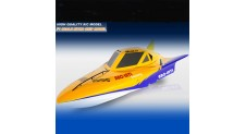 ΘΕΡΜΙΚΟ FS NITRO SPEED BOAT (HYDROPLANE PIRATE IV) READY TO RUN