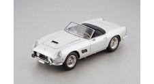 1/18 Ferrari 250 California SWB (silver), 1961