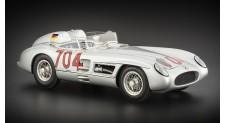1/18 Mercedes- Benz 300 SLR –Mille Miglia- 1955 704 Herrmann