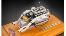 1/18 Ferrari 312P Engine, Showcase included