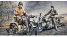1/35 US MOTORCYCLES WWII