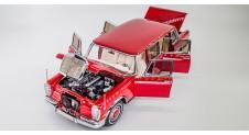 CMC 1/18 Mercedes-Benz 600 Pullman Red Baron