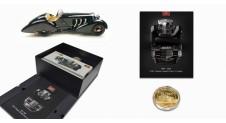 "CMC 1/18 Mercedes-Benz SSK Trossi 1932 ""Black Prince"" (Memorial Edition)"