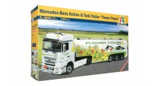 1/24 MERCEDES ACTROS FLOWER POWER