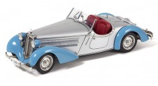 1/18 Audi 225 Front Roadster, 1935 (blue/silver) Limited Edition (4000 pieces)