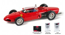 "1/18 Ferrari 156F1 ""Sharknose"", 1961 PLAIN RED"