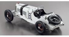 1/18 Mercedes-Benz SSKL GP Deutschland 1931, (8) Limited Edition 4000 pieces