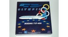 1/200 BOEING 737-400 OLYMPIC AIRWAYS