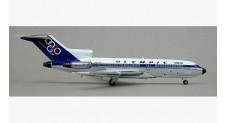 1/200 BOEING 727-100 OLYMPIC AIRWAYS POLISHED WINGS