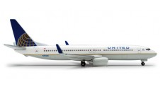 1/500 United Airlines Boeing 737-800 (new 2010 colors)