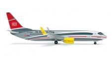 """1/500 TUIfly Boeing 737-800 Deutsche Bahn """"ICE"""""""