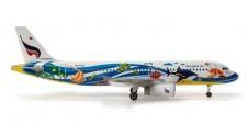 "1/200 Bangkok Airways Airbus A320 ""Samui"""