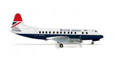 1/200 British Airways Vickers Viscount 800