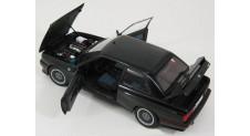 1/18 AUTOART 1990 BMW M3 E30 SPORT EVOLUTION BLACK