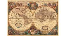 RAVENSBURGER Antique World Map 5000pcs Jigsaw Puzzle