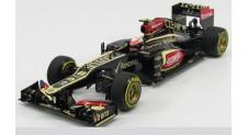 1/18 LOTUS F1 TEAM RENAULT E21 -ROMAIN GROSJEAN - 2013