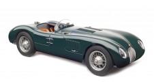 Jaguar C-Type 1952 British Racing Green