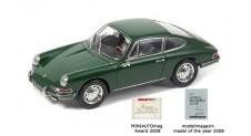 1/18 Porsche 901 (series-production), 1964, irish green, lim.Edition (5000 pieces)